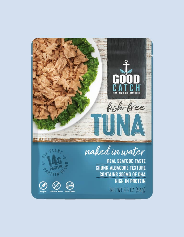 "Vegan ""Tuna"" Is Now Available At Whole Foods Market & It's Actually Good"