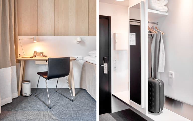 I Stayed In The IKEA Hotel & It Made Me Want To Streamline My Entire Life
