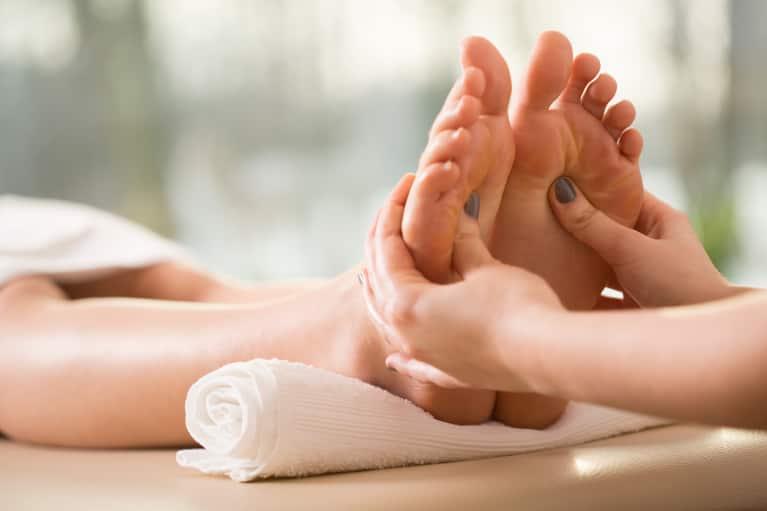 DIY Foot Reflexology For Your Best Sleep Ever