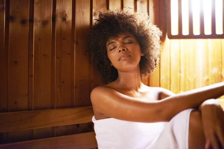 Here's Scientific Evidence That Infrared Saunas Are Good For You