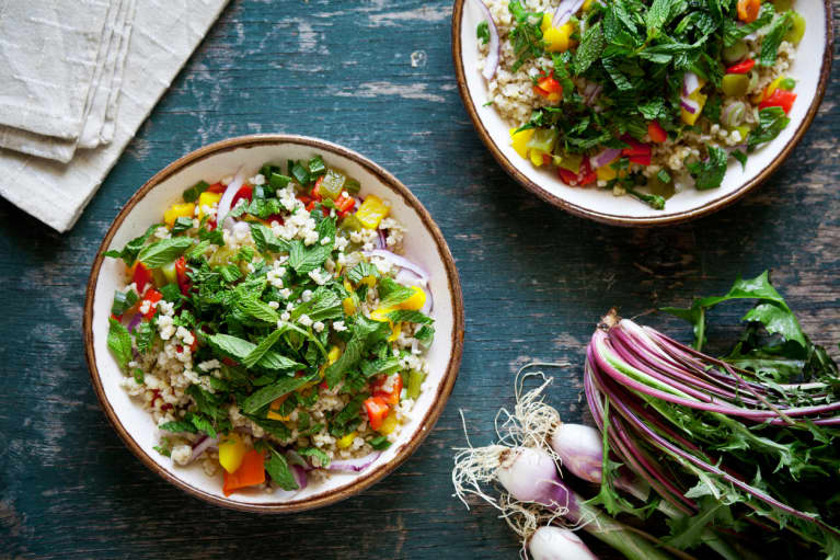 10 Superfoods In One Delicious Salad: Why Tabouli Is Such A Healthy Dish