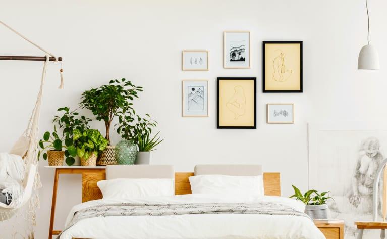 How To Hang Art Like A Minimalist