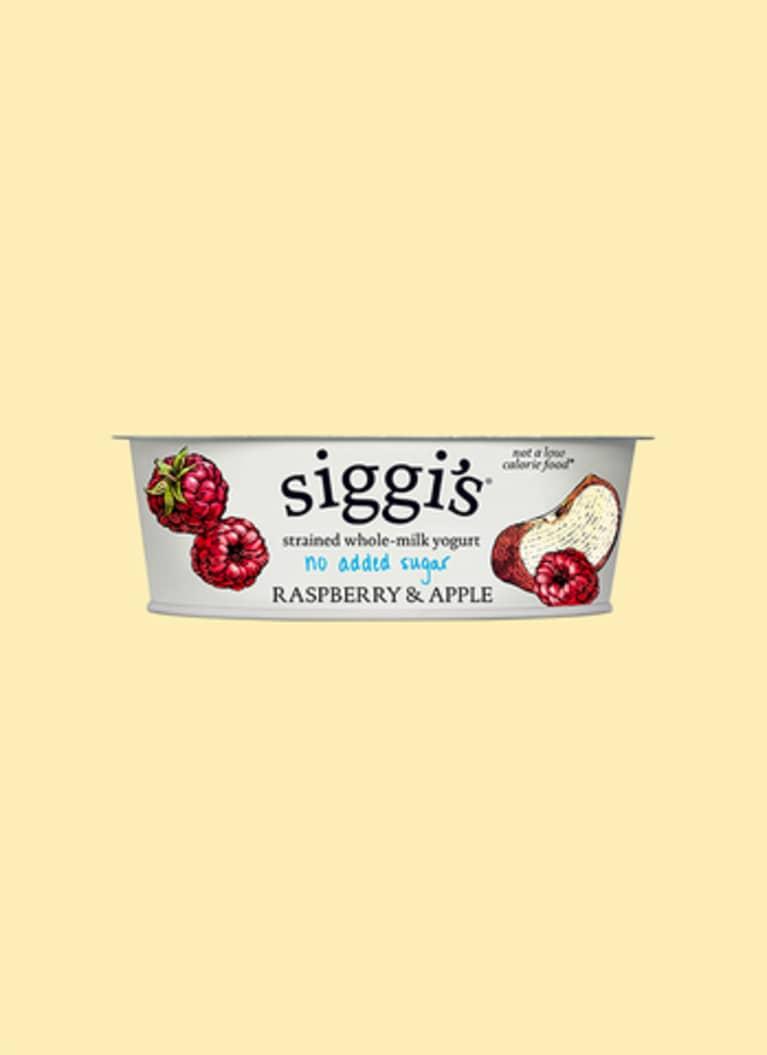 siggi's No Added Sugar Whole-Milk Yogurt