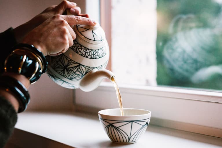 Meet The Blood-Sugar-Balancing Tea You've Never Heard Of