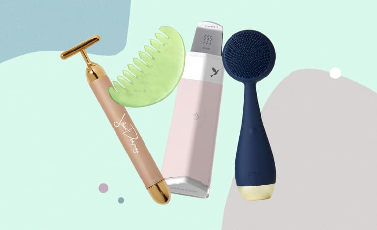 The 7 Best New Facial Tools to Sculpt and Tone
