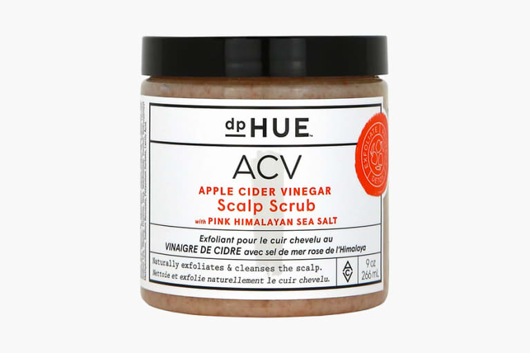 <p>dpHUE Apple Cider Vinegar Scalp Scrub</p>