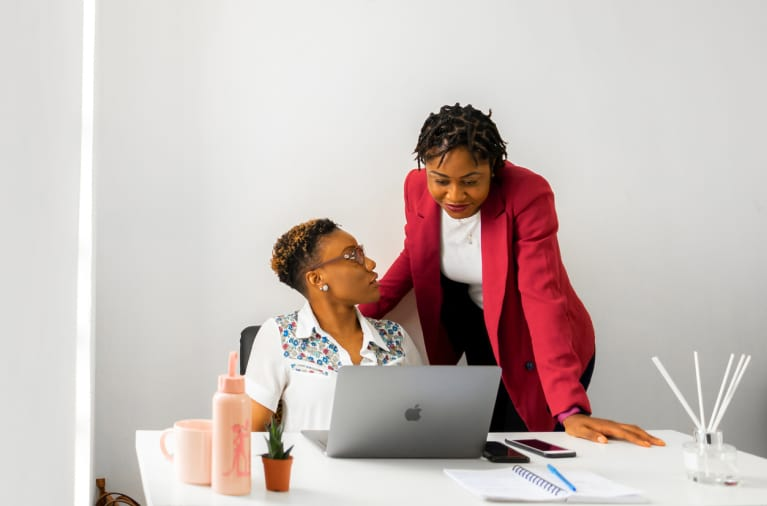 What We Can All Learn From Africa's First Women-Only Co-Working Space