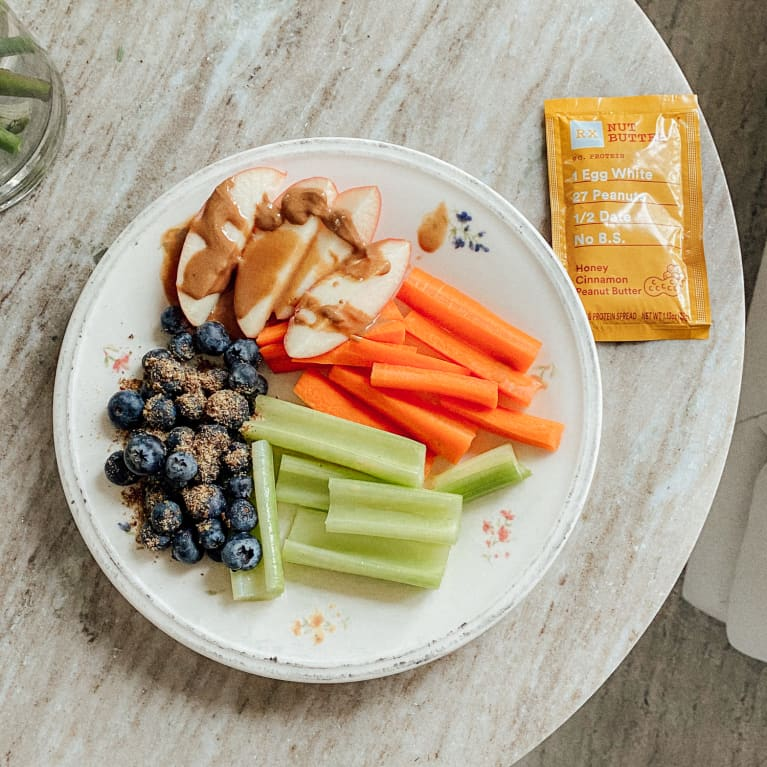 3 Simple Level-Ups This RD Uses To Make Snack Time More Satiating & Nutritious
