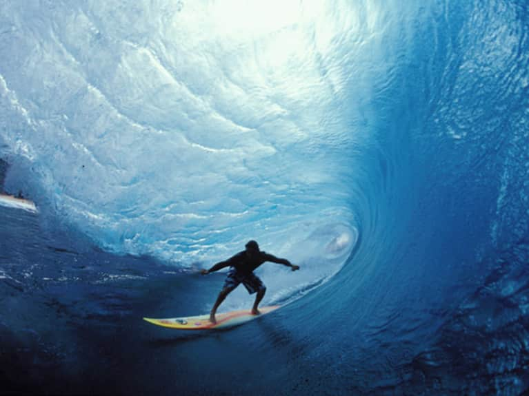 Big Wave Surfer Jamie Sterling Talks Yoga And His Wellness Regimen