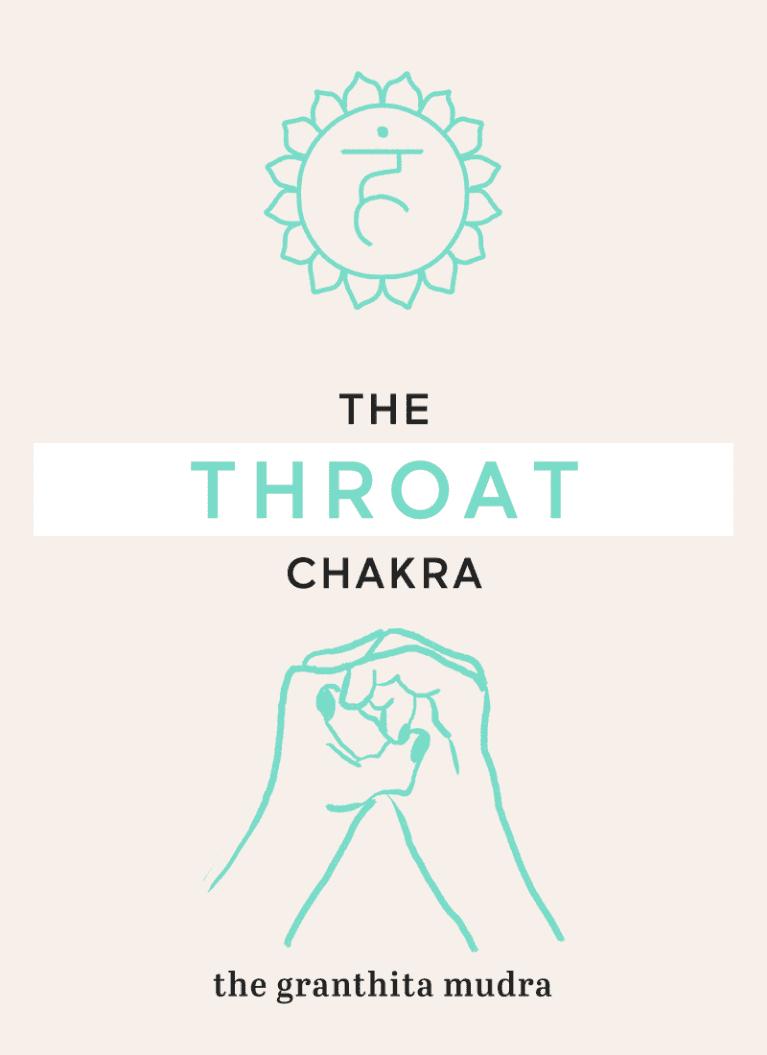 the granthita mudra hand gesture