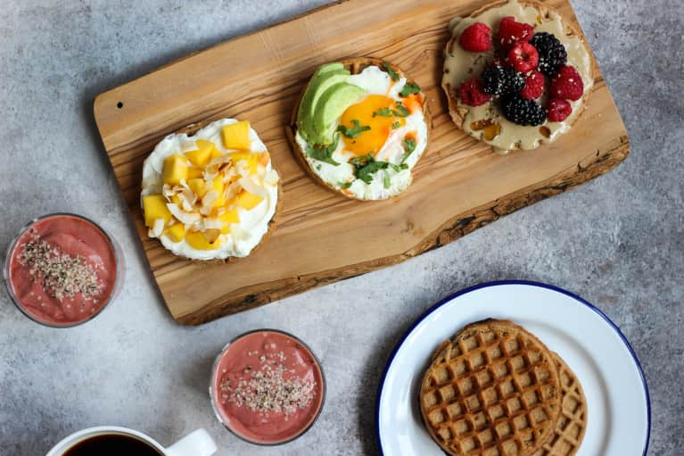 A Healthier Morning Challenge: Make Yourself Breakfast Every Day For The Next Week