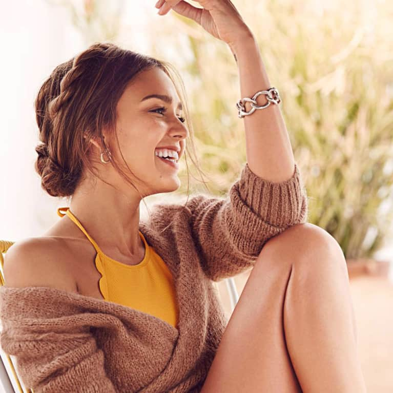 Why You're Always Hungry (According To Jessica Alba's Nutritionist)