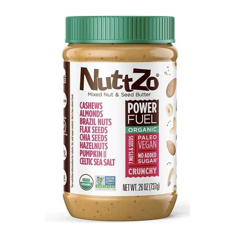 Nutzo nut butter