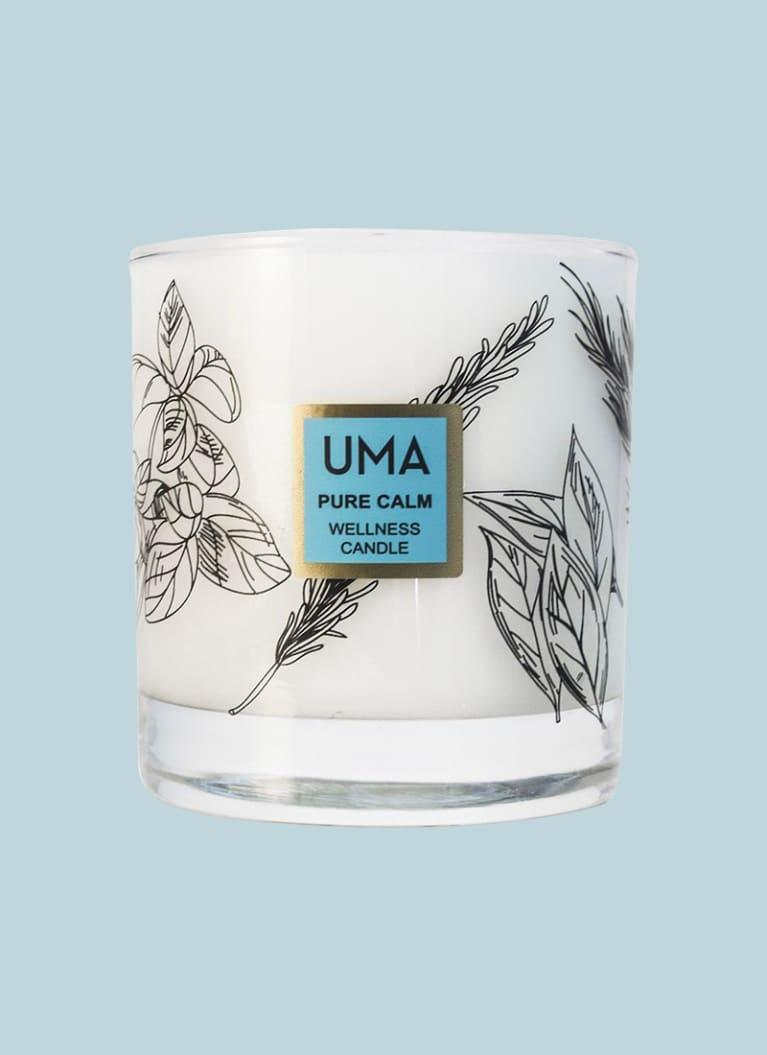 Uma wellness candle