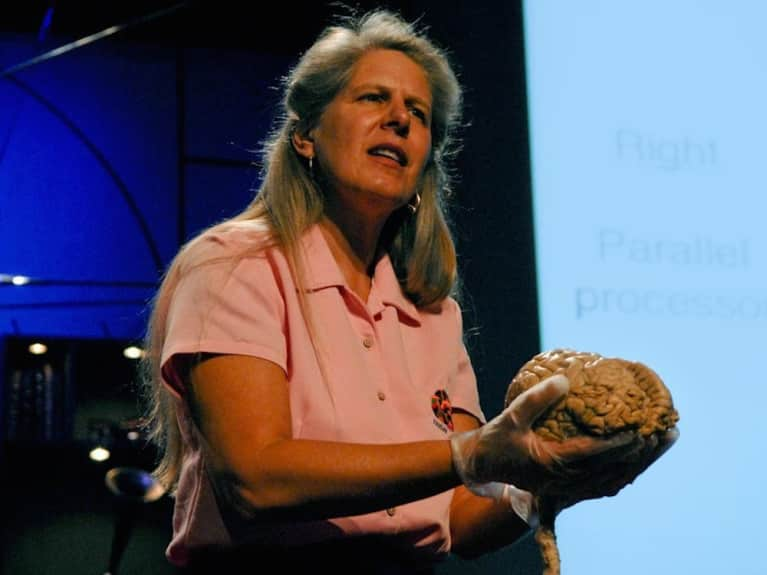 jill bolte taylors stroke of insight Jill bolte taylor's stroke of insight by kim keller now this is an amazing story jill bolte taylor is a neuroanatomist, which, in everyday language, means she.