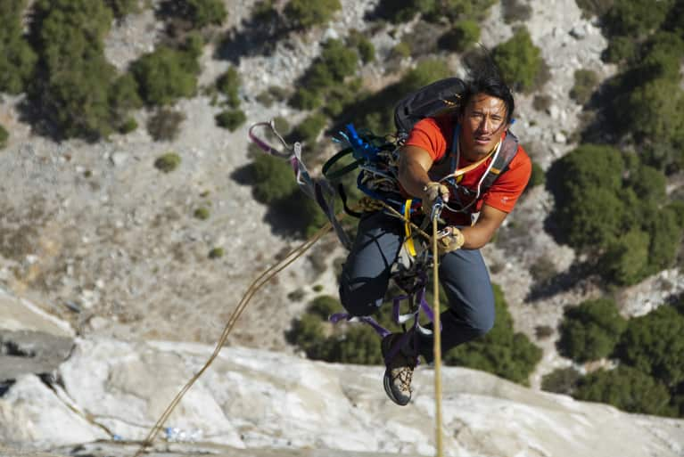 Professional Climber Jimmy Chin On Living Out Of His Car, Surviving An Avalanche & Taking Big Risks
