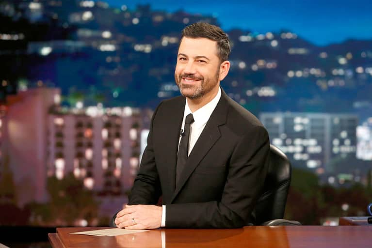 Jimmy Kimmel's Gratitude-Charged Opening Monologue Made Us Emotional Last Night: Here's What Happened