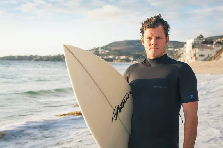 mindbodygreen Podcast Guest Chad Nelsen, Founder of Surfrider Foundation