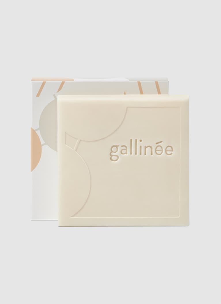 gallinee cleansing bar