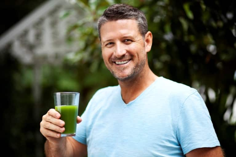 Joe Cross Talks Juicing Vs. Blending