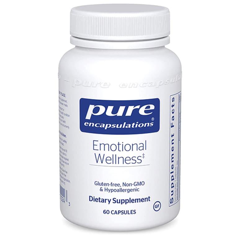 Pure Emotional Wellness bottle