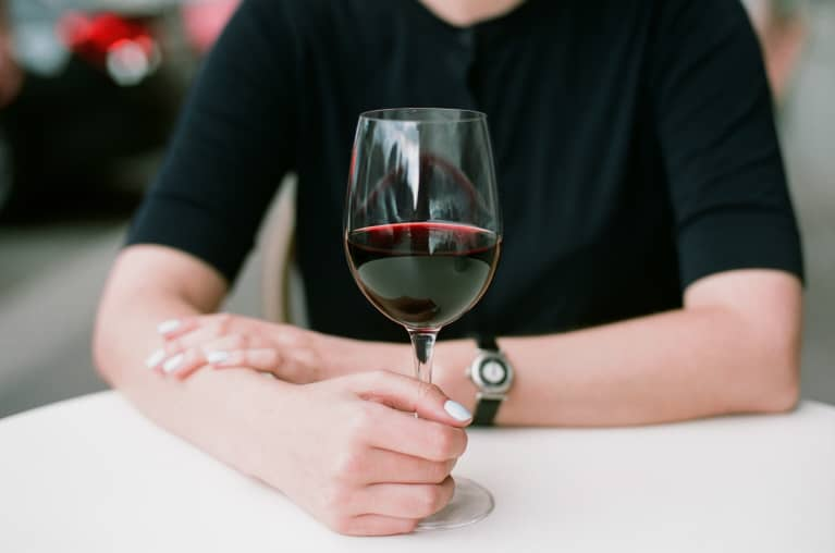This Red Wine Ingredient Might Protect Against Depression, Study Shows
