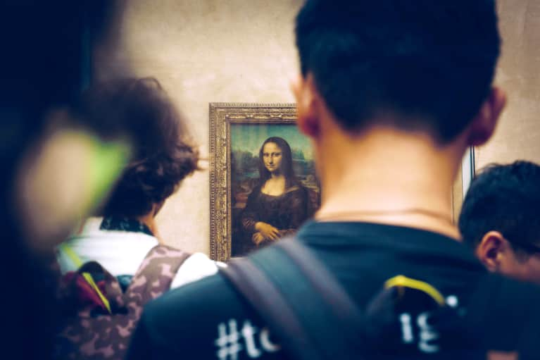A Doctor Thinks He Figured Out The Illness Hiding Behind Mona Lisa's Smile