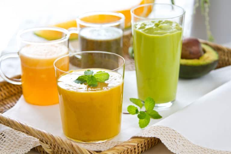 10 Anti-Inflammatory Delicious Juice & Smoothie Recipes