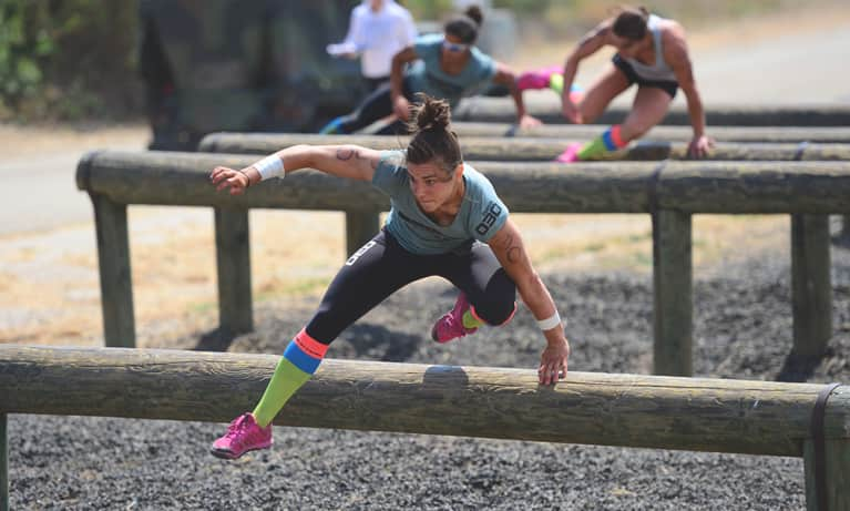 Julie Foucher On Her Love For CrossFit, Science, & #Wellth