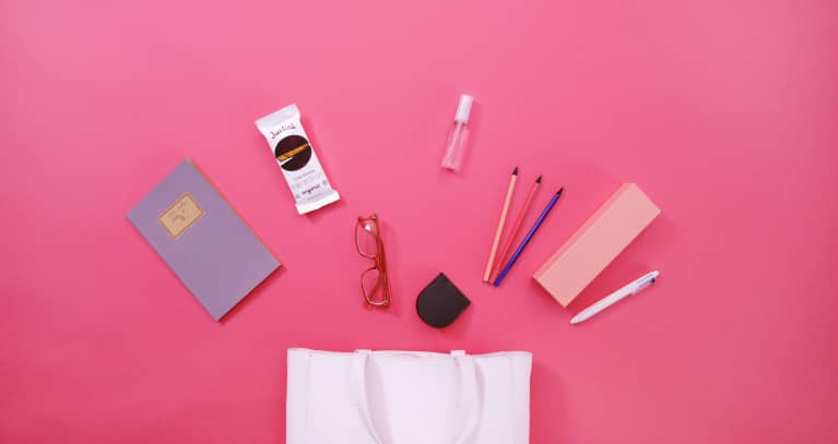 Ready For Your Most Productive Day Ever? Here's How To Pack Your Bag