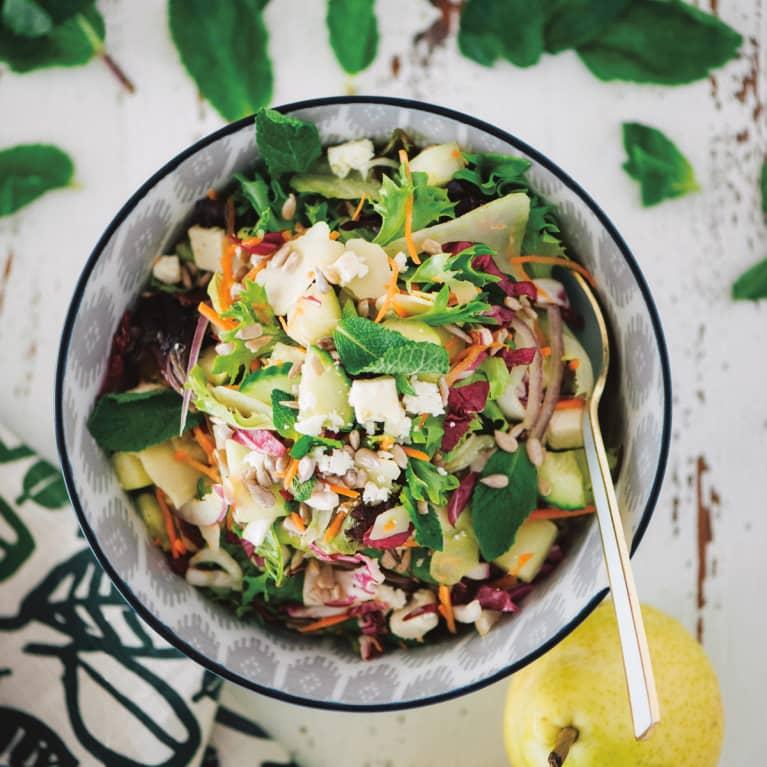 Mint Madness Salad