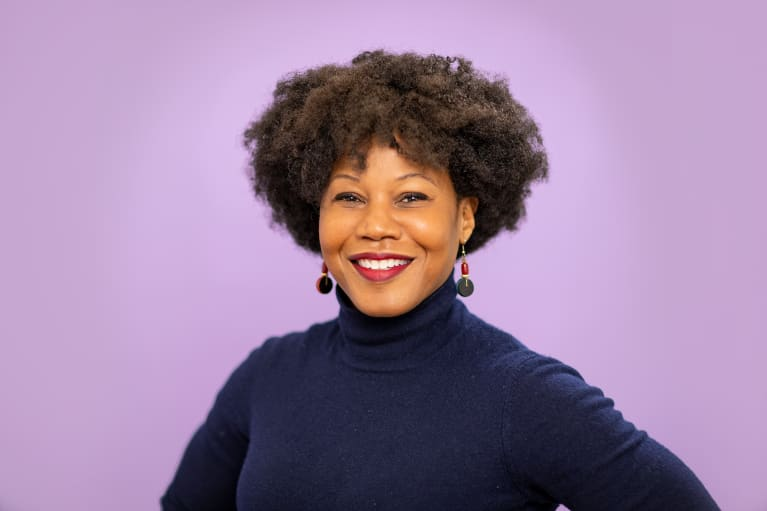 Majora Carter on the mindbodygreen Podcast