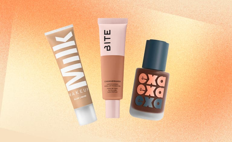 We Rounded Up The 11 Best Foundations For Those With Oil-Prone Skin