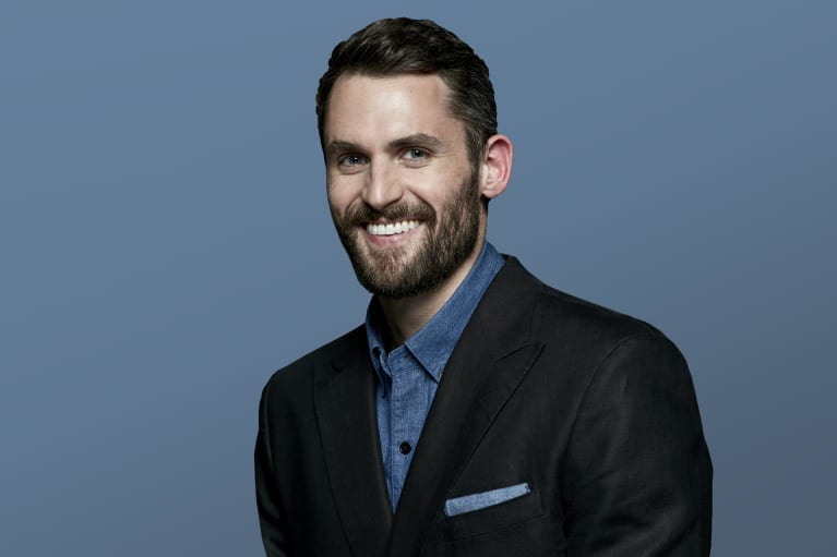 Cleveland Caveliers Basketball Player, Kevin Love