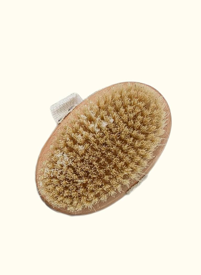savor beauty ayurvedic dry brush