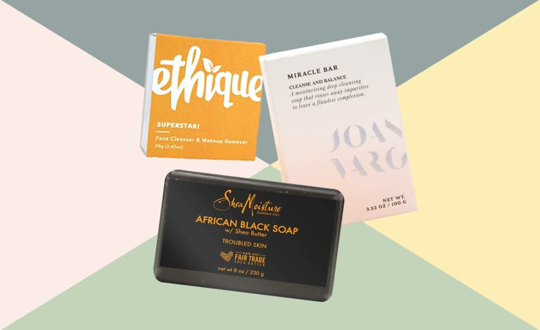 The Best Facial Bar Soaps for Any Skin Type —That Look So Chic In Your Bathroom