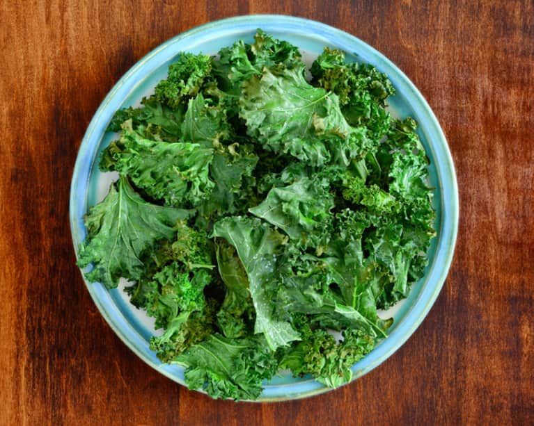Move Over, Hotdogs. A Kale-Eating Contest Is On Its Way