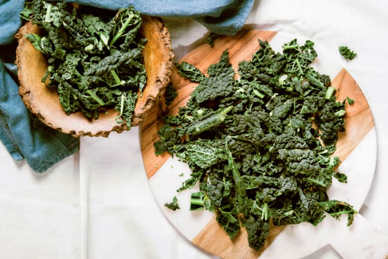 Could You Be Throwing Out The Best Part Of Your Kale?