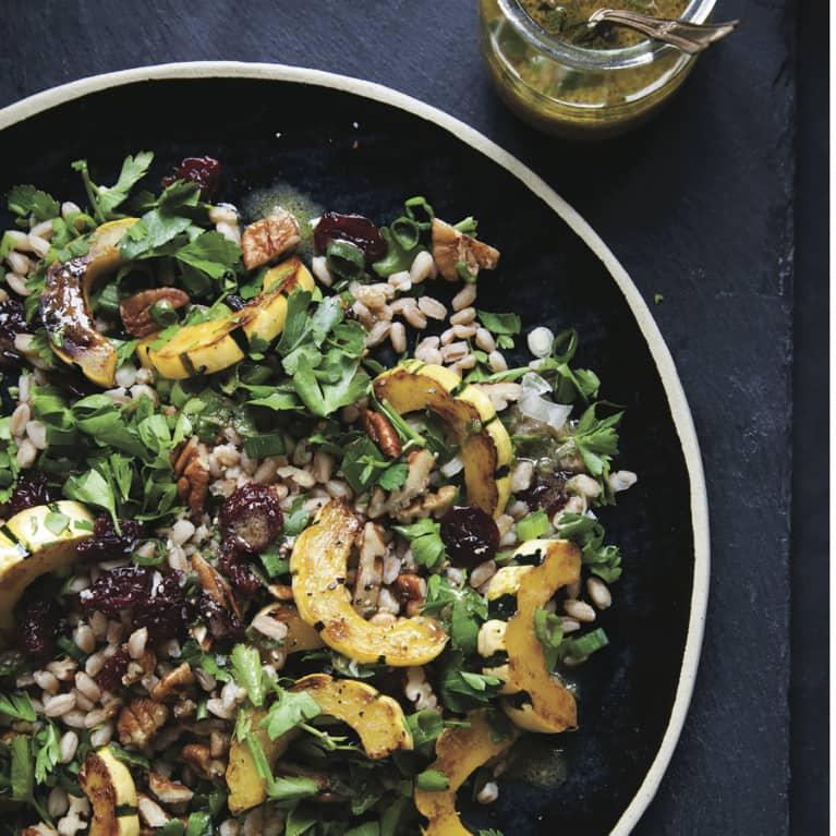A Beautiful Fall Salad That Tastes Even Better Than It Looks
