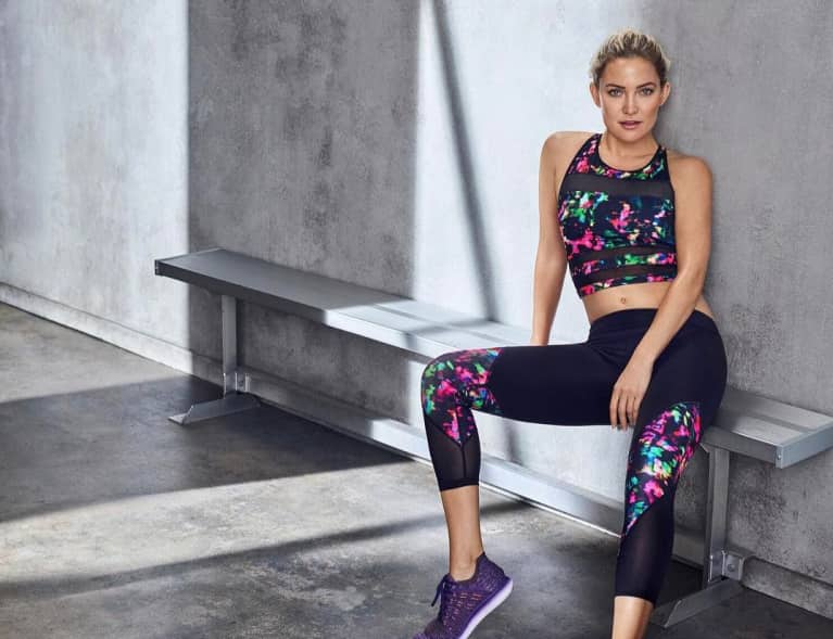 The Out-There Yoga Trend That Gives Kate Hudson & Alicia Keys Their Glow