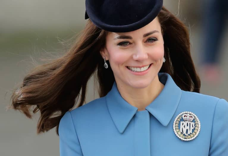 Kate Middleton's Makeup Artist Has A New Natural Skin Care Line
