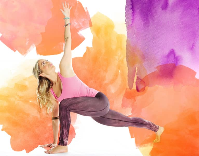 An Energizing Yoga Sequence To Start Your Week Off Right