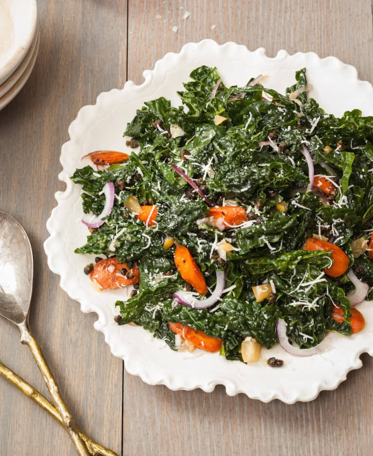Kathryn Budig's Ultimate Kale Salad