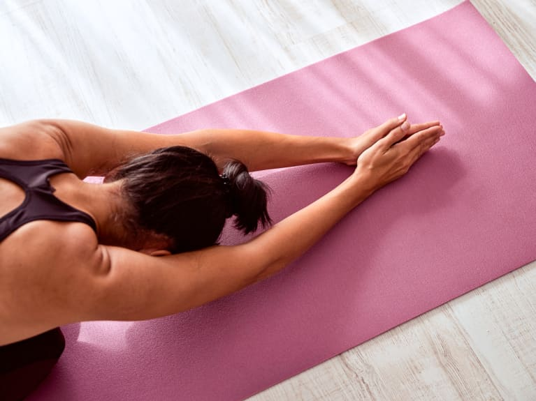 This Relaxing Yoga Practice Will Help You Reach Next-Level Chill