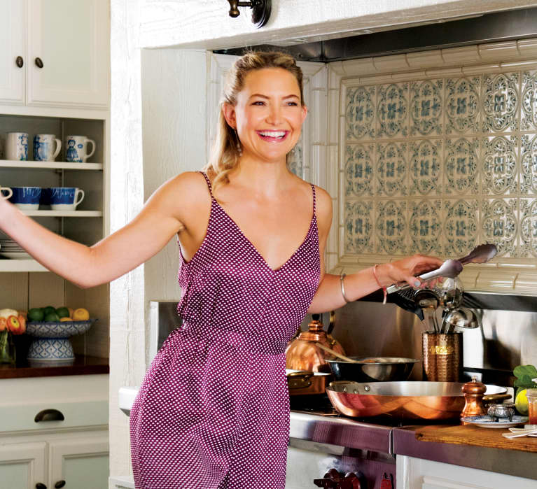 You'll Want To Steal Kate Hudson's Favorite Healthy Holiday Dessert