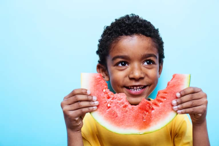 A Food-Based Approach To Protecting Kids' Teeth (It's Not Just About Sugar!)