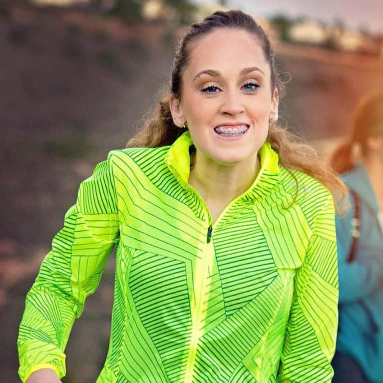 Women's Running Magazine's New Covergirl Is A Runner With Autism & Epilepsy