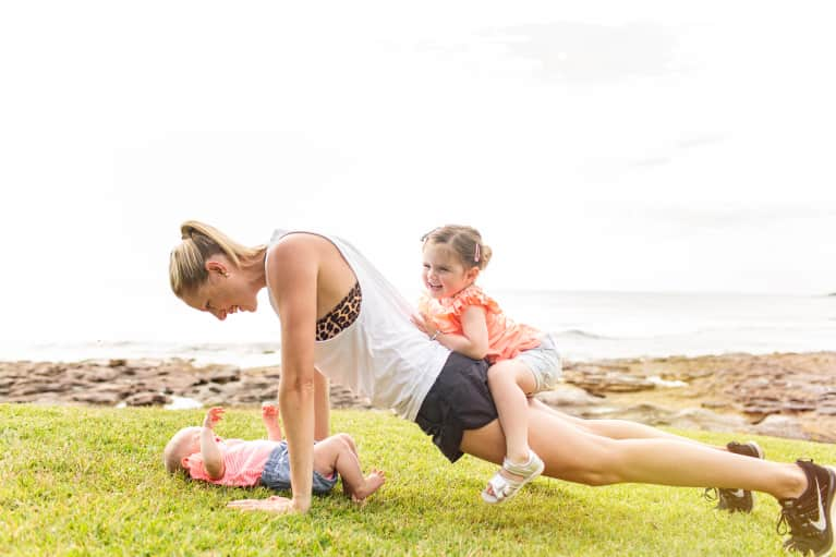 5 Great Workouts You Can Do With Your Little One