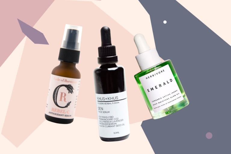 9 Cannabis-Infused Face Oils For Every Skin Type