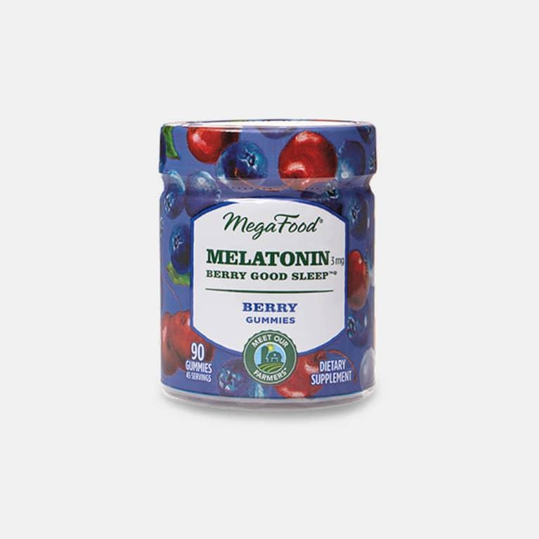 Melatonin Berry Good Sleep®* Gummy